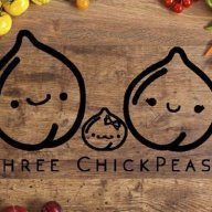 Three Chickpeas