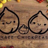 Three Chickpeas