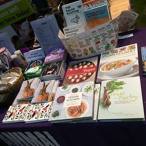 Vegan Fest, West Midlands 2015
