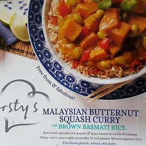 Butternut Squash Curry1