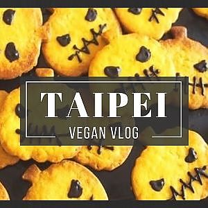VEGAN HALLOWEEN BY TAIPEI VEGAN FRENZY - YouTube