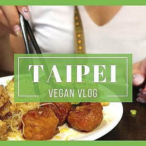 VEGAN BUFFET IN TAIPEI - YouTube