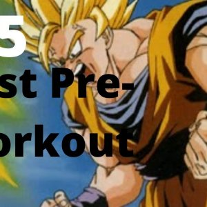 Best Vegan Pre-Workout